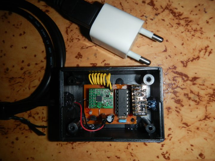 HomeSystem_Panasonic_RF_remote
